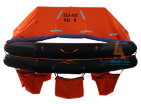 SEA AIR ATOB-16 PERSON THROW OVERBOARD